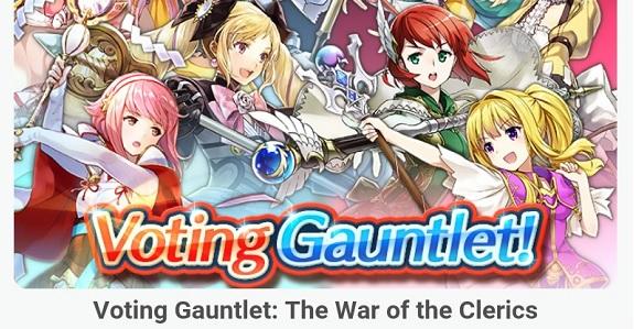 Fire Emblem Heroes Voting Gauntlet 4-2