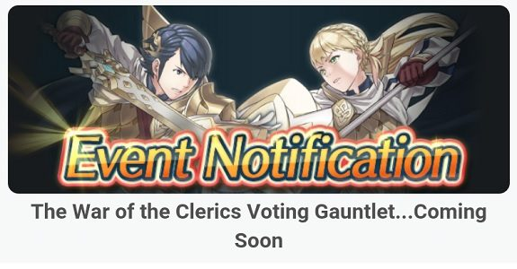 Fire Emblem Heroes Voting Gauntlet 4
