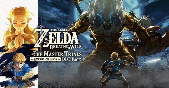 The Legend of Zelda: Breath of the Wild DLC