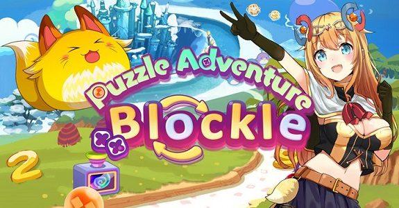 Puzzle Adventure Blockle