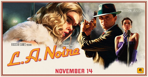 L.A. Noire, Rockstar Games, Switch, Nintendo