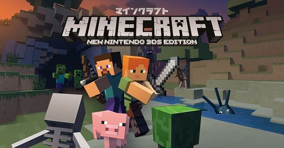 NDirect Minecraft New Nintendo DS Edition Now Available On The - Minecraft mario spiele