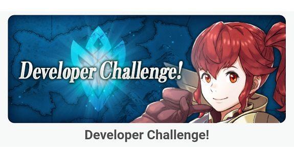 Fire Emblem Heroes Developers Challenge