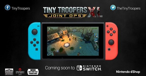 Tiny Troopers Joint Ops XL