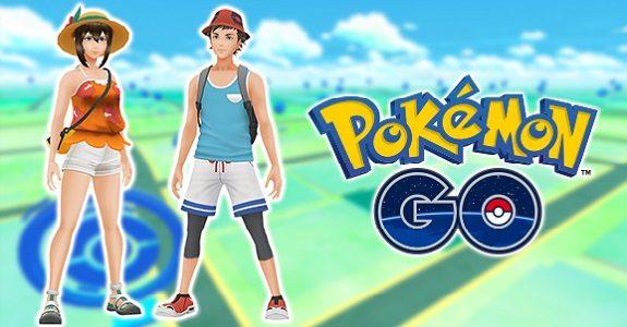 Pokemon GO - Pokémon Ultra Sun and Ultra Moon