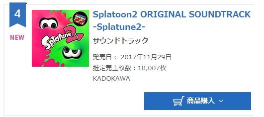 Splatune 2 Sales W1