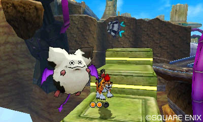 Dragon Quest Monsters Joker 3: details and screens for the Masters
