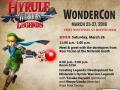 Hyrule Warriors Legends Wondercon