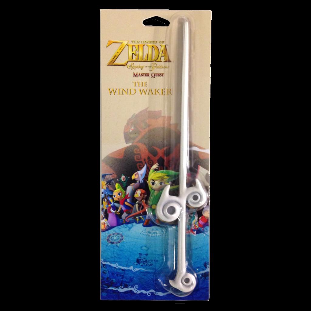 Zelda Symphony of the Goddesses: Wind Waker Baton pre-order, new