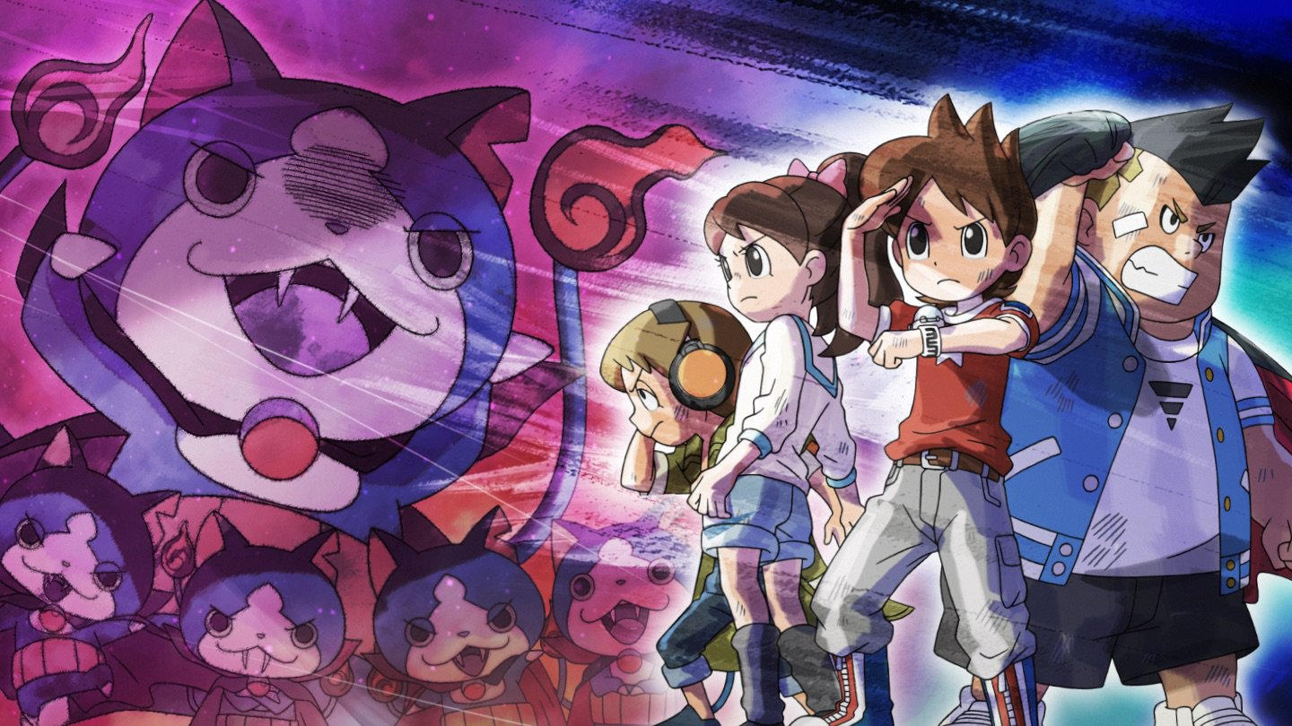 Yo Kai Watch 2nd Season Dated In The Us Details And Opening