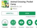 AC Pocket Camp 10 million