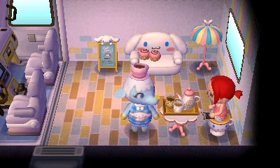 Animal Crossing New Leaf Official Interview Screens For