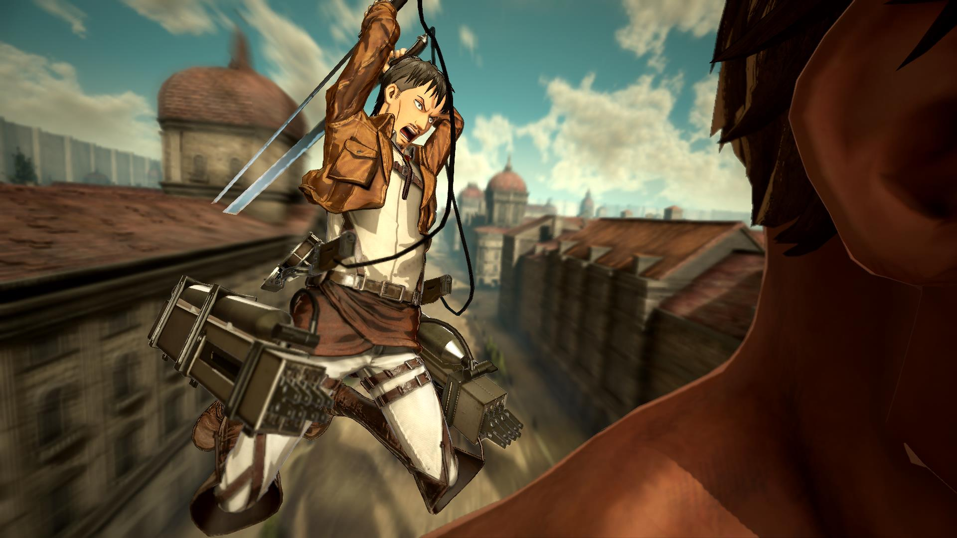 Attack on Titan 2: release dates, new trailer, and footage ...