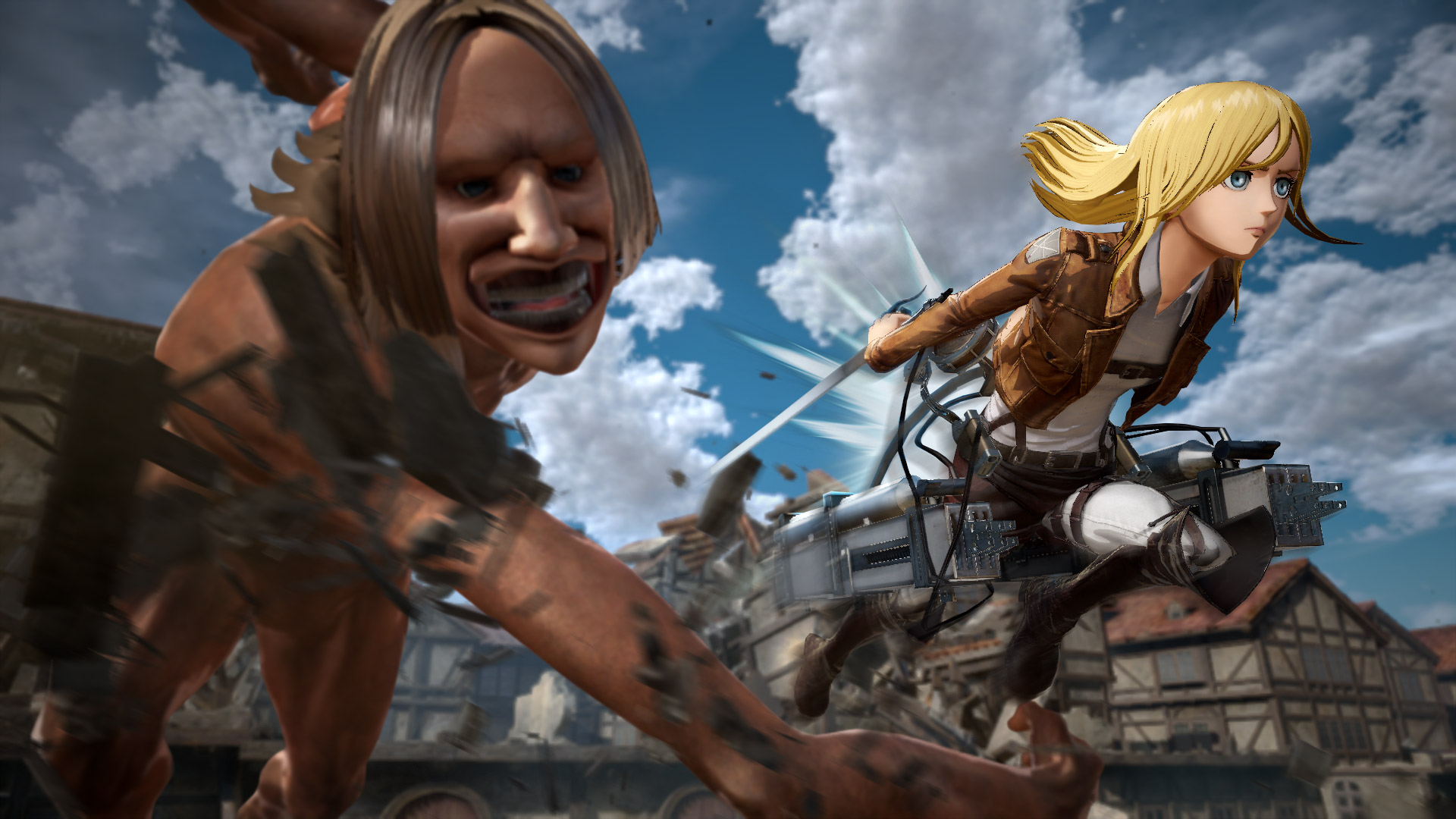 Attack On Titans
