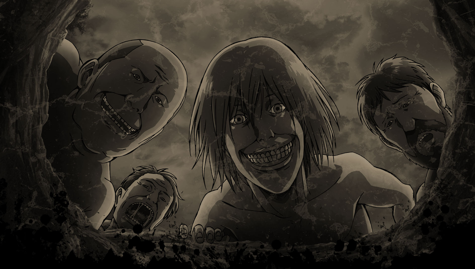 Attack on Titan: more details and pictures for the 3DS ...