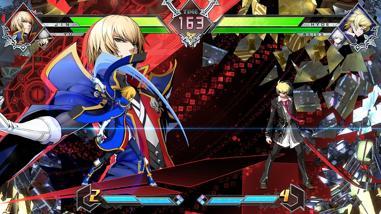 BlazBlue: Cross Tag Battle All in One DLC Combo