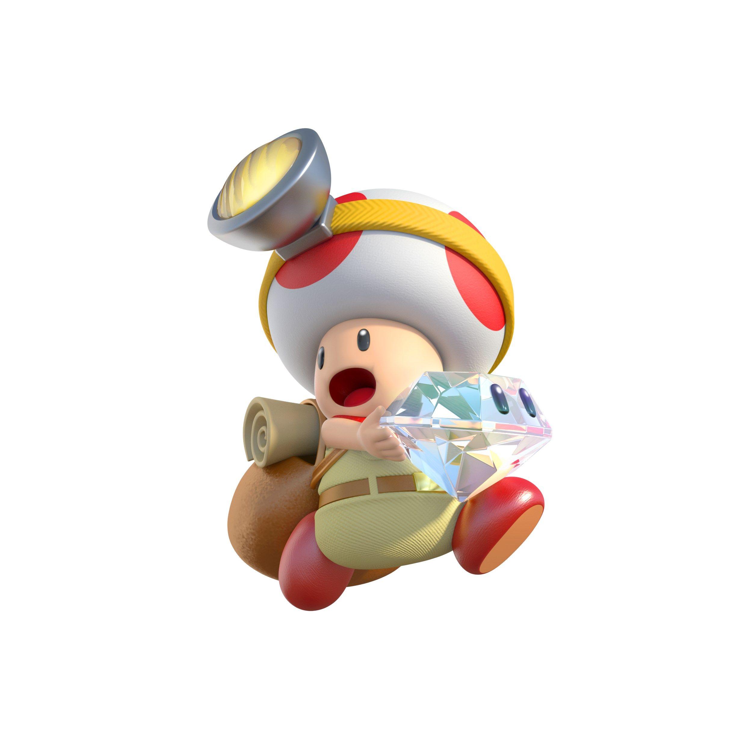 Captain Toad Treasure Tracker Headed To The Nintendo