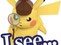 Detective Pikachu stickers (5)