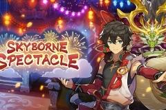 DragLost Skyborne Spectacle