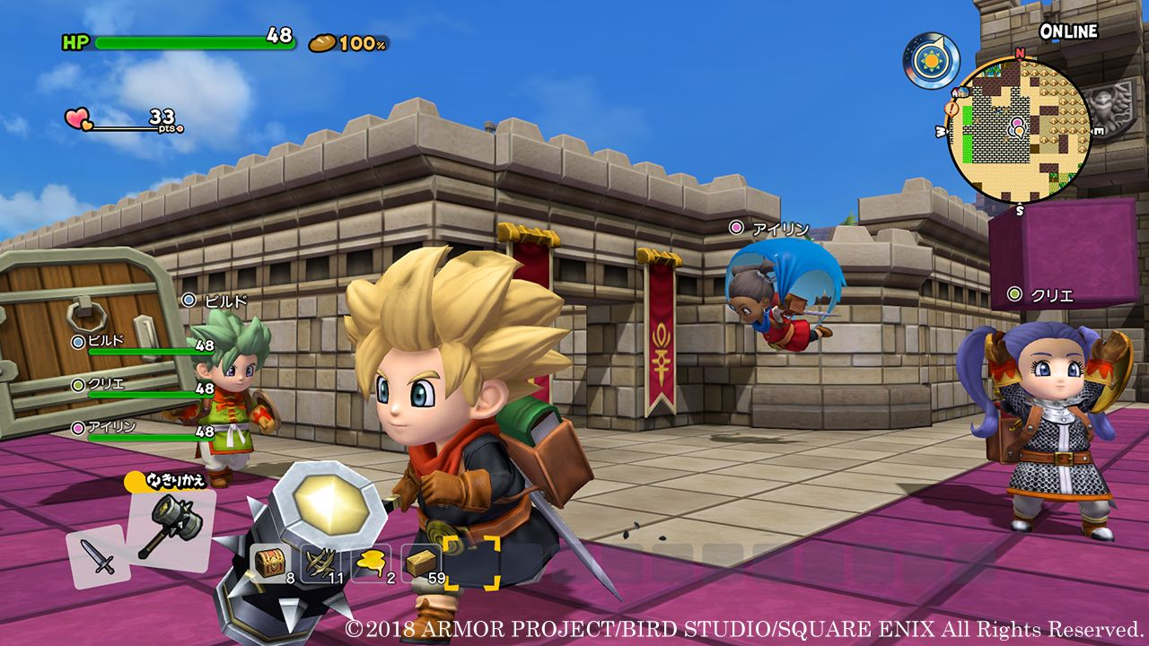 Dragon Quest Builders 2 Monster Recruitment Guide: Daily Briefs And Nintendo News (Nov. 7): Sid Meier's