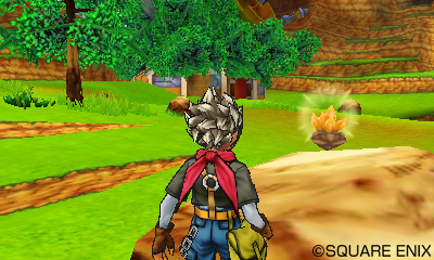 Dragon Quest Monsters Joker 3: screenshots for Scouting, Skills, and