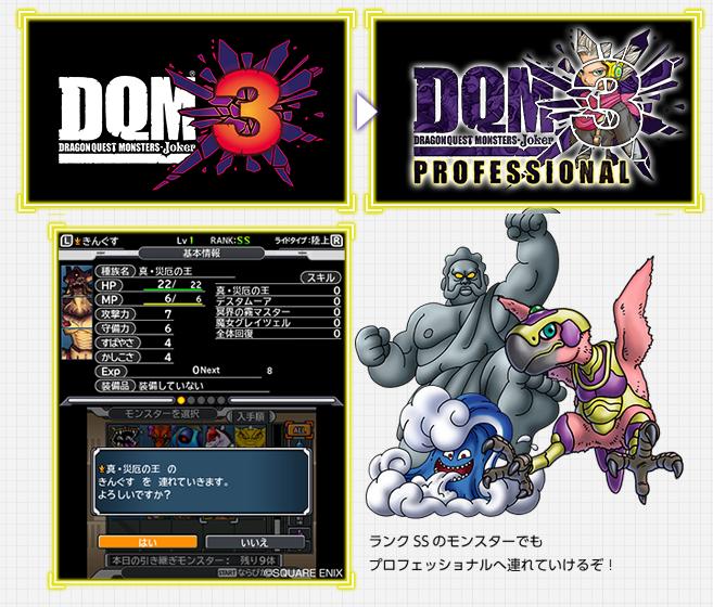 Dragon Quest Joker 3 Professional: additional details