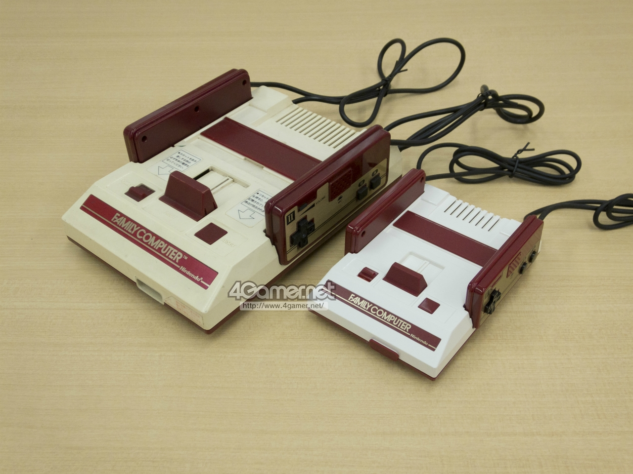 Famicom Mini Nes More Pictures Of The Manual Nintendo Wiring Schematic If Youre Interested But Also And Its Games Is Already Available Online Click Here To Check Them Out