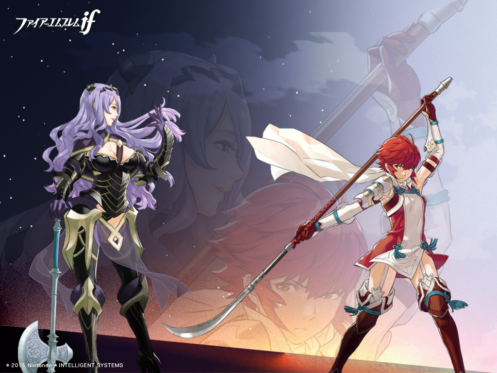 Fire Emblem Fates: video for the Skinship changes ...