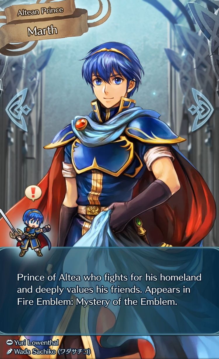 Fire Emblem Heroes is ...