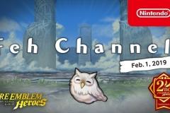 FEH Channel Feb 1 2019