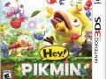 Hey Pikmin boxart