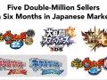 2x million sellers in Japan