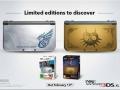 New Nintendo 3DS collector bundles