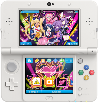 Japan Nintendo 3ds Themes Of The Week July 1st Perfectly Nintendo
