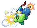 Kirby Battle Royale art (2)