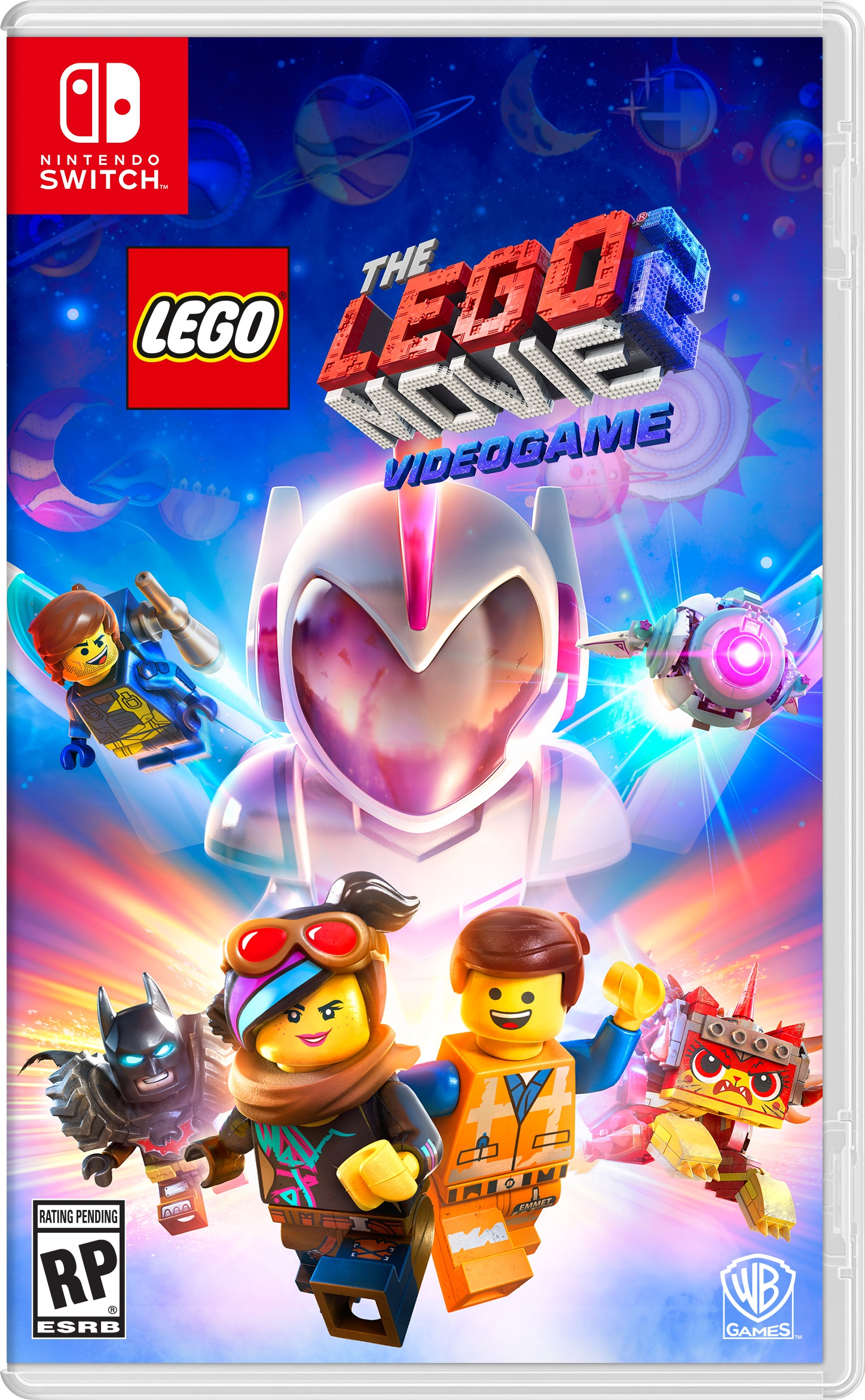 The LEGO Movie 2 Videogame announced for the Nintendo ...