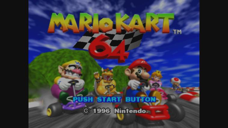 North America Eshop Line Up Dec 29 Mario Kart 64 Castlevania