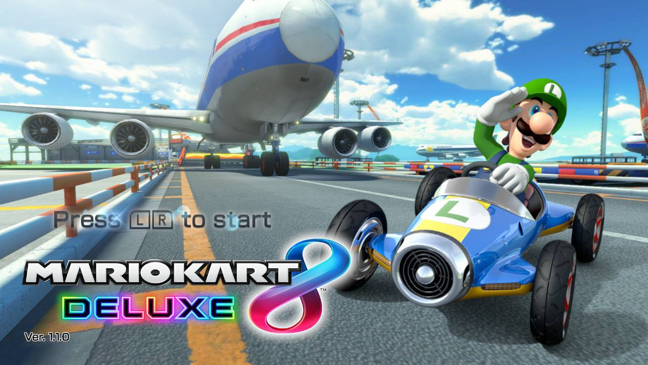 Mario Kart 8 Deluxe (Switch): Software updates (latest update: Ver