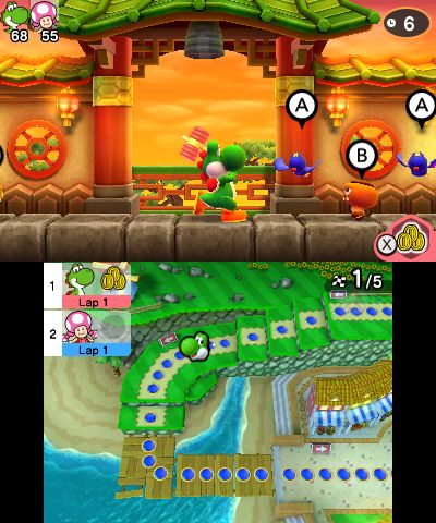 Daily Briefs (Oct  11) - Mario Party: Star Rush footage and