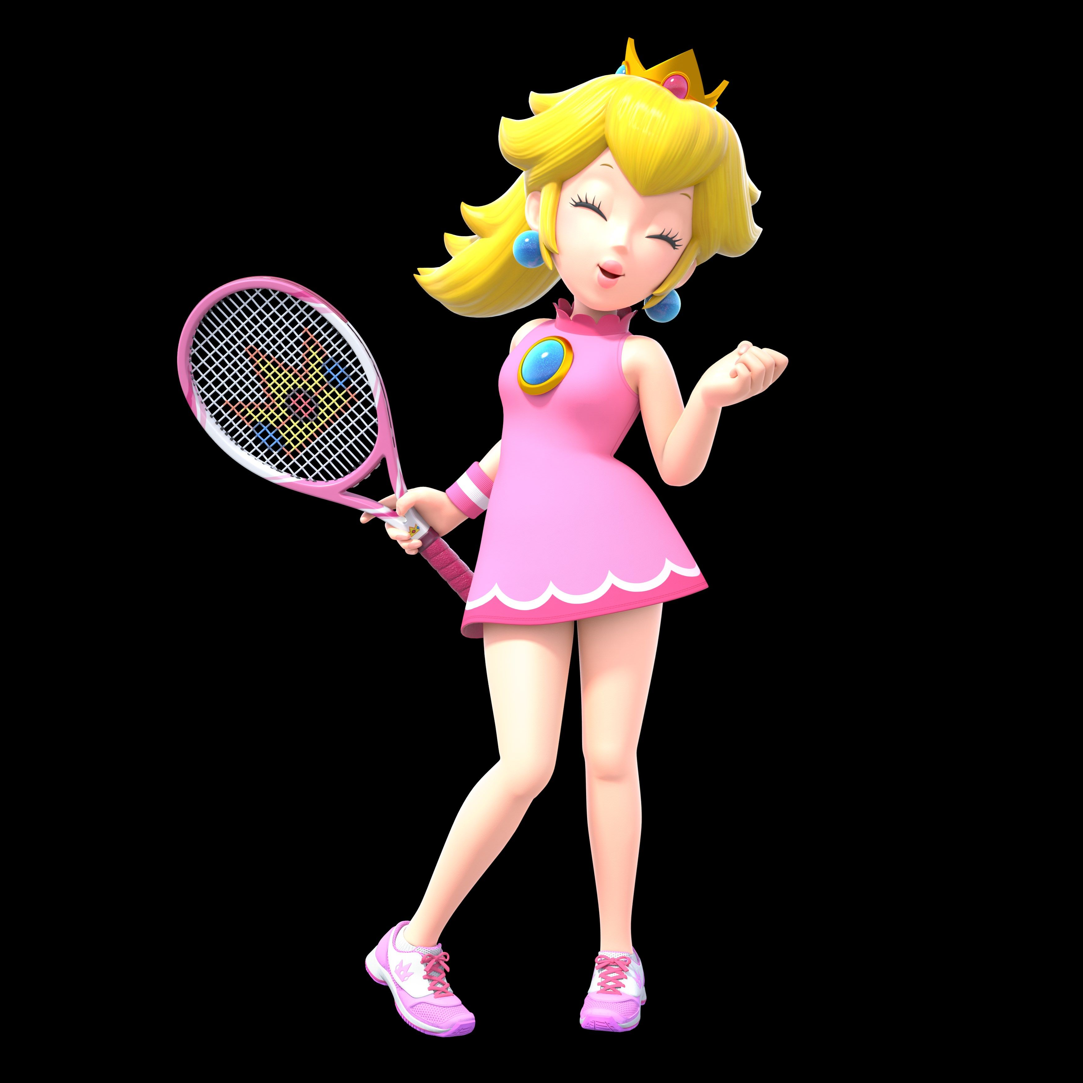 First and foremost, Mario Tennis Aces has up to 4-player online multiplayer, events based online tournaments.