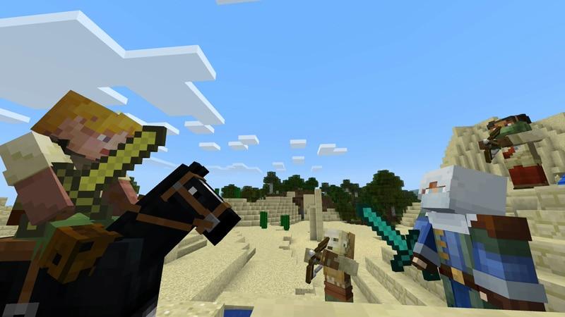 Minecraft Bedrock Version Better Together Update Releasing On