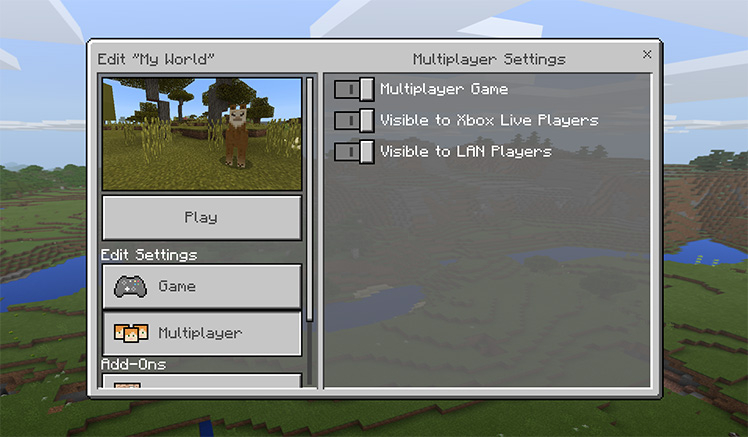 Minecraft: Xbox Live account required for online post-Better