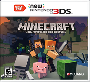NDirect Minecraft New Nintendo DS Edition Now Available On The - Minecraft explore spiele