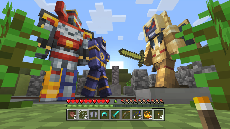 Minecraft New Glide Minigame And Power Rangers Skin Releasing - Skins para minecraft pc descargar