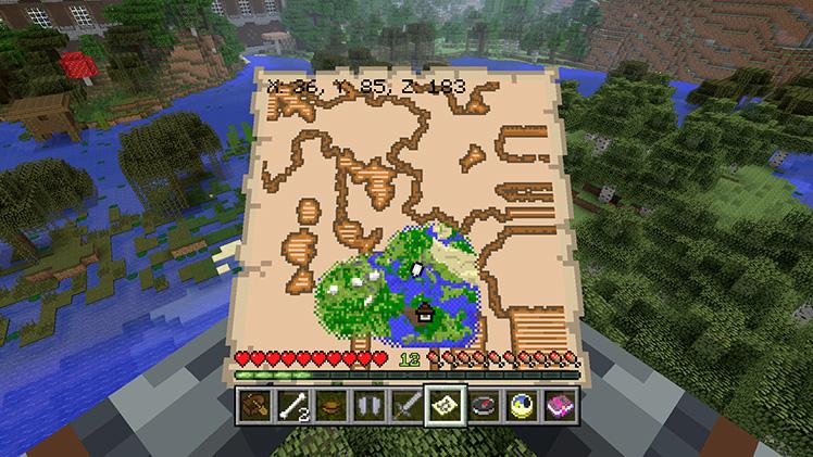 Minecraft Nintendo Switch Wii U Update Dlc Releasing Later