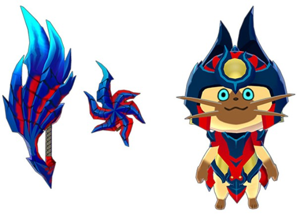 Monster Hunter Stories All You Need To Know About Dlc And Bonus
