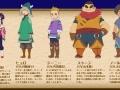 MHSRO characters