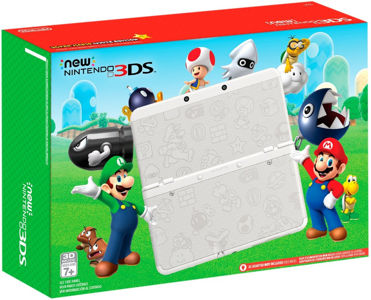 Nintendo News (Nov  11): $99 New Nintendo 3DS / Game Maker's
