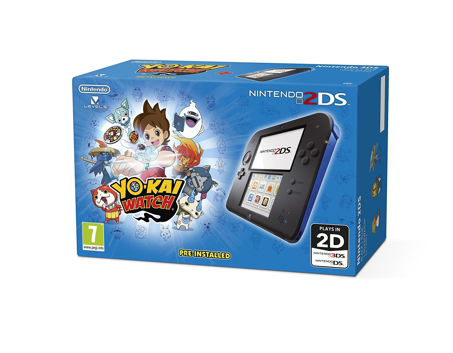 Europe: limited edition for Yo-kai Watch, sales data for New Style ...