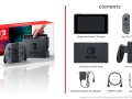 Nintendo Switch Launch Pack Contents